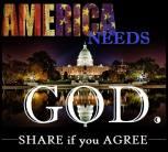America Needs God