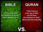 Bible   Quran